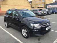 VW Tiguan 2.0 TDI BlueMotion Tech S 2WD (s/s) 5dr. Great condition. 1 previous owner. Low mileage.