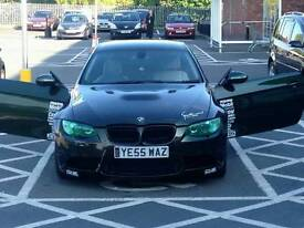 BMW 335D FULL M3 CONVERSION **SHOW CAR**