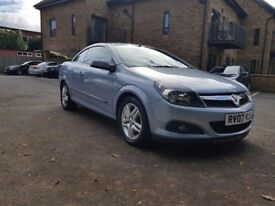 Vauxhall Astra TwinTop 1.6 16v