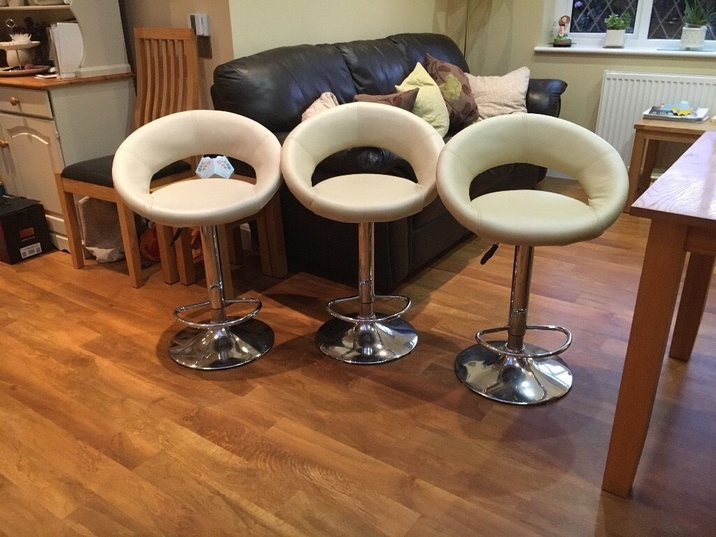 3 Breakfast bar stools in Brighton East Sussex Gumtree : 86 from www.gumtree.com size 1024 x 768 jpeg 123kB