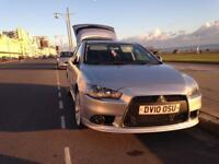 Mitsubishi Lancer 2010 2.0 Diesel Long MOT and Service done ( not Toyota, Nissan, ford)