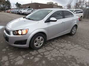 2014 Chevrolet Sonic LT - BLUETOOTH/BACKUP CAMERA