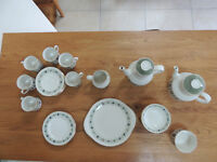 Royal Doulton Tapestry Tea and Coffee Set
