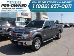 2013 Ford F-150 XTR 4x4 Bluetooth, ONE OWNER, Clean Carproof