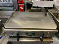 NEW FLAT GRILL CATERING COMMERCIAL KITCHEN FAST FOOD RESTAURANT SHOP CAFE KENAN CHICKEN