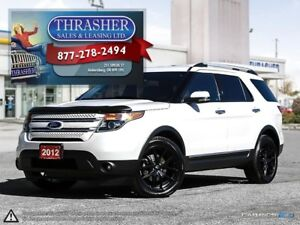 2012 Ford Explorer LTD,HEATED & COOLED LEATHER,NAV,ROOF!!!!