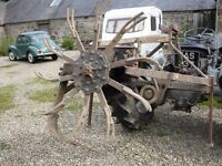 Spinner Tattie Digger by Wallace of Glasgow