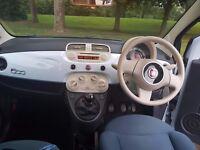 Fiat 500 Pop Rhd - 2008 - Low mileage, long MOT.