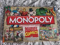 Monopoly Collectors Edition Marvel Comics