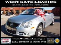 2008 Volkswagen Eos 2.0T | LEATHER | SUNROOF |
