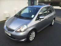 HONDA JAZZ SE 1.3 PET**MOT 23/12/17** FSH 11 STAMPS, 2 OWNERS, PAPER HISTORY FROM NEW, EX CON £1195