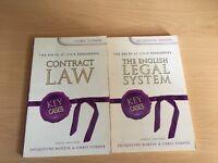 2 Law Books - Key Cases