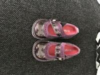 Baby girls kickers