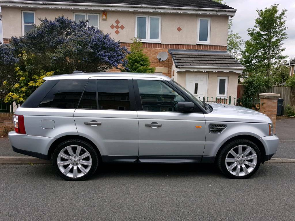 2006 range rover sport hse top of the range 2 7 diesel. Black Bedroom Furniture Sets. Home Design Ideas