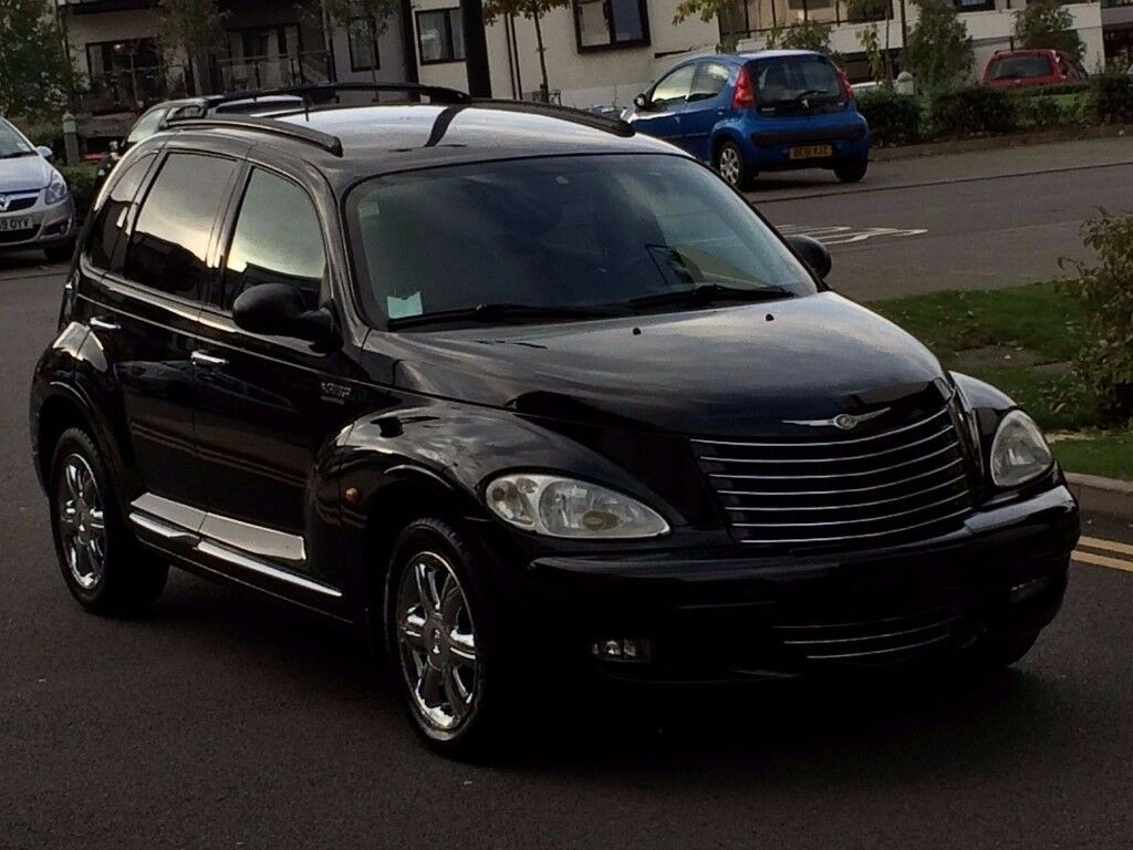lhd 2006 chrysler pt cruiser 2 2 crd limited top of the. Black Bedroom Furniture Sets. Home Design Ideas