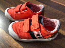 Next boys shoes size 7