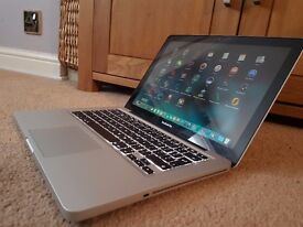 "Apple MacBook Pro 13"" - i5 - 250 SSD - 8 Gb - Logic Pro X - Microsoft Office - Final Cut Pro"