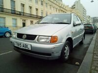 Volkswagen Polo 1.4 petrol and manual