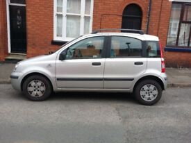 Fiat Panda. Low insurance, good for new drivers. Both manual and automatic gear option.