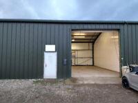 1,000 SQ FT Industrial unit workshop garage warehouse car limo caravan storage to let rent