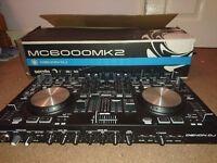 Denon DJ MC6000 MK2 Mixer and Controller