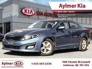 2014 Kia Optima LX+ Sunroof!