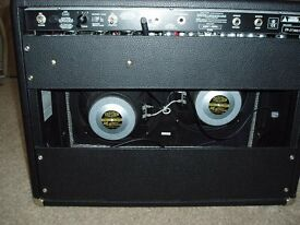 """A FENDER PROSONIC TWIN COMBO 60 Watt 2 x 10"""" Amplifier in mint condition. As new. Never gigged"""