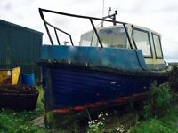BOAT - SOLD FOR PROJECT - OFFERS