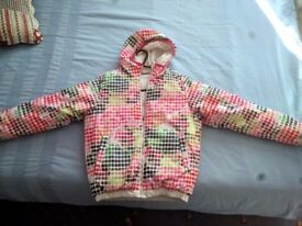 Reversible Girls Jacket, Good condition, rarely used. Size 12