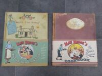 2 x Broons Cook Books - as new