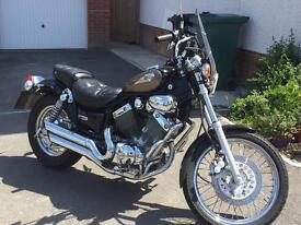 Motor bike Yamaha Virago 535 for sale