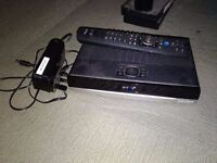BT YouView Box Humax DTR-T2100 500GB PVR Freeview+ HD Box is stuck so Repairs