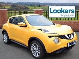 Nissan Juke ACENTA PREMIUM DIG-T (yellow) 2014-09-30