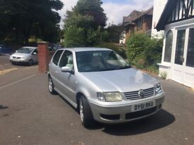 VW POLO 2001 £800 ono