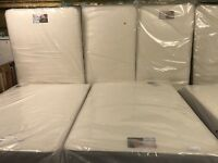 NEW good quality double beds for sale ( includes good quality mattress and bed base )