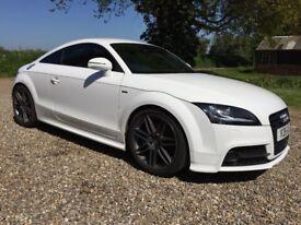 Audi TT TDI Quattro S-Line Black Edition