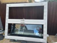 BRAND NEW PVC PATIO/FRENCH DOORS
