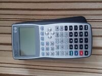 Graphing calculator HP 48 gII