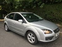 ***FORD FOCUS 1.8 TDCI 2007 SILVER***12 MONTHS MOTED!***FULL SERVICE HISTORY CAR***
