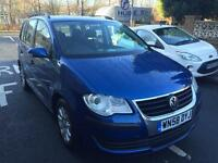 2008 Volkswagen Touran 1.9 Tdi 7 Seater MPV **1 Owner** Very Good Conditon PX Welcome