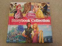 Disney Princess Storybook Collection Belle Cinderella Ariel Rapunzel Tiana