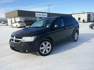 2009 Dodge Journey SXT AWD, Low Km, 7 Passenger, Remote Start!