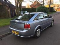 2006 Vauxhall Vectra 1,8 litre 5dr