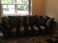 Sterling Sofa around 5 years old, hardly used in front lounge.