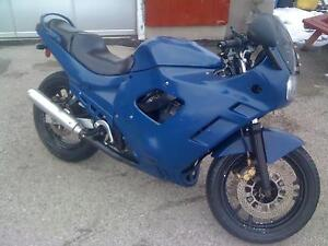 1988 Suzuki GSX600 Katana Parts Bike