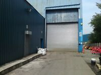 Large unit to rent suit warehouse -manufacturing -storage 6000 sq ft No car repairs or dismanteling