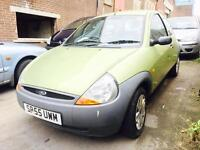 Ford ka 1.3 1yr mot Very Low mileage Drive like new swap px welcome