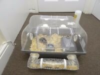 Savic Dwarf Hamster Cage with Accessories