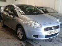 Fiat grande punto 1.2 (low insurance)