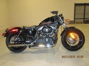 2010 Harley-Davidson XL1200X Saguenay Saguenay-Lac-Saint-Jean image 1
